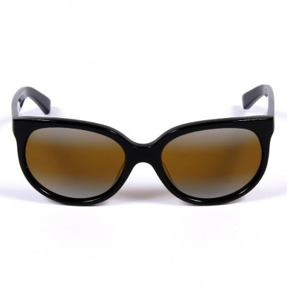 Finger in the nose-Vuarnet Cat Eye Sunglasses - Black-listing