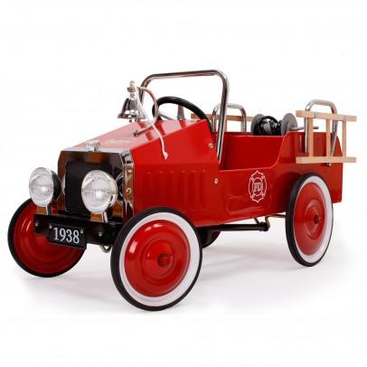 Baghera Camion de pompier à pédales-listing