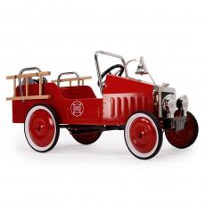 Baghera Camión de bomberos de pedales-listing