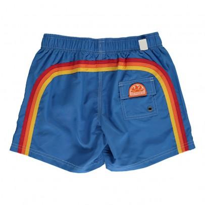 Sundek Short de Baño Uni Banda Tricolor-listing