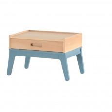 Nobodinoz Table de nuit - Bleu-product