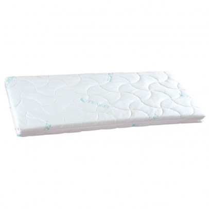 Miss Princess and Little Frog Matelas en tencel Bultex 90x200 cm - 40kg/m3-listing