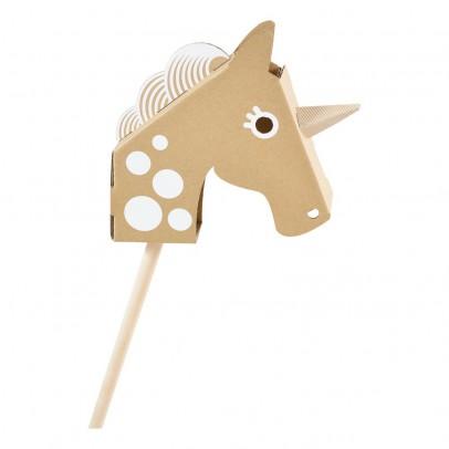 Flatout Frankie Testa di unicorno-listing