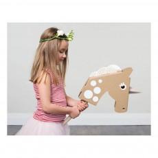 Flatout Frankie Little unicorn head-listing
