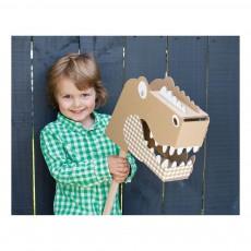 Flatout Frankie Testa di dinosauro-listing