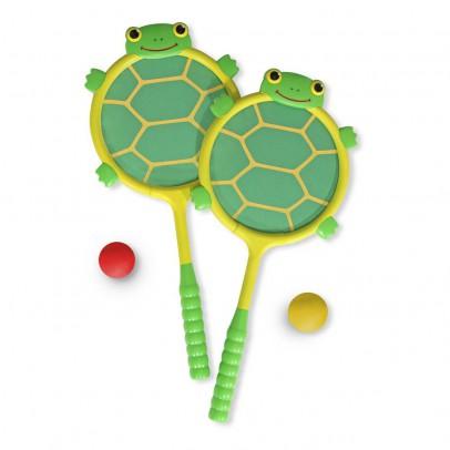 Melissa & Doug Turtle racquet and ball set-product