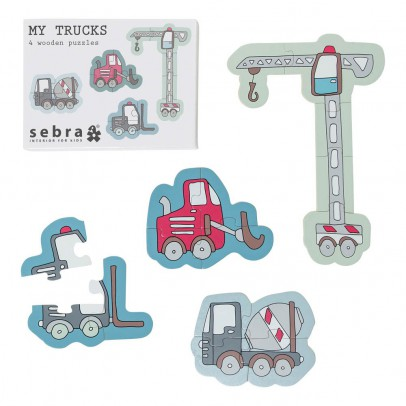 Sebra Puzzles Chantier-product