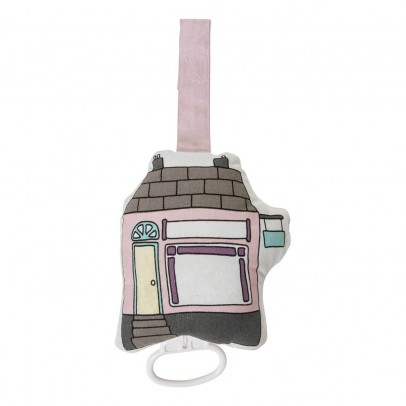 Sebra Musical House Soft Toy-listing