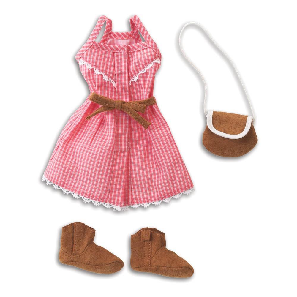 Les Chéries - Conjunto Vestido Lado Sol-product