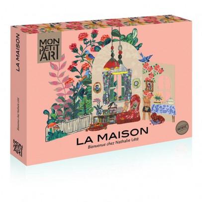 Mon Petit Art Nathalie Lété La Maison Set-listing