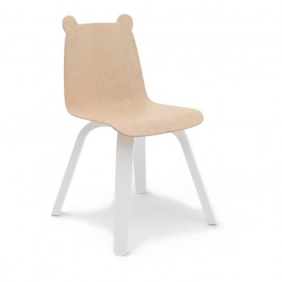 Oeuf NYC Bear Birch Play Chairs - Set of 2-product