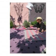 Varanassi Gypsy Cotton Rug - Giraffe-listing