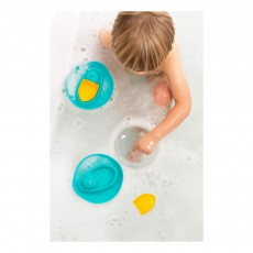 Quut Barchetta da bagno e formina per sabbia Sloopi-listing