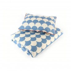 Nobodinoz Quilt cover - scales-product