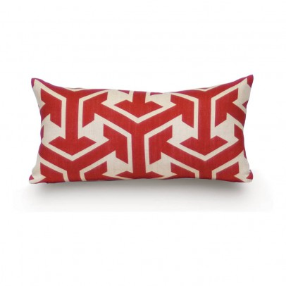 Rouge du Rhin Ostend Cushion 23x47 cm-listing