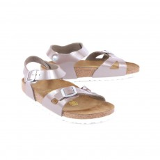Birkenstock Rio Pearly Sandals-listing