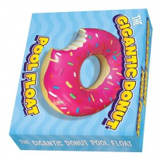 Smallable Toys Giant Raspberry Donut Rubber Ring-product