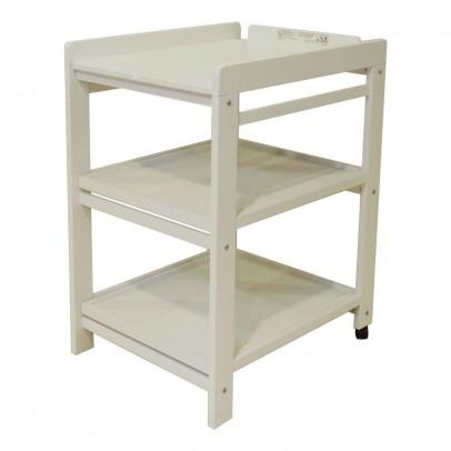 Quax Table à langer Comfort - étagères extractibles-listing
