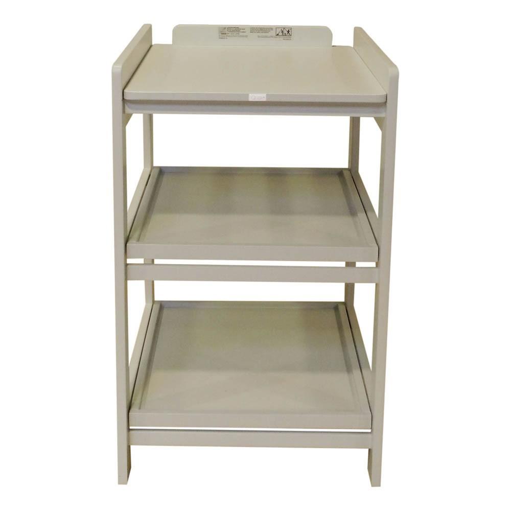 Table à langer Comfort - étagères extractibles-product