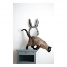 Maisonnée Specchio coniglio Auguste-listing