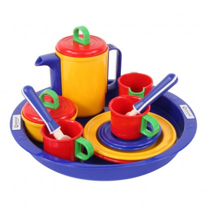 Spielstabil Coffee Set-listing
