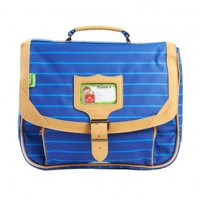Tann's Heritage Striped Satchel 32 cm-listing