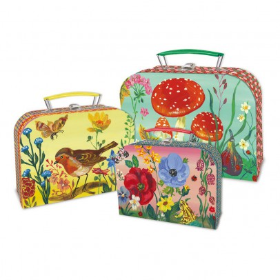 Vilac Set of 3 Nathalie L'été Cases-product