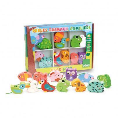 Vilac Farm Animal Beads-product