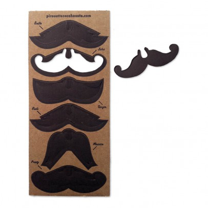 Pirouette Cacahouète My Moustaches-product