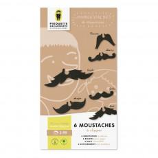 Pirouette Cacahouète Mes Moustaches-listing