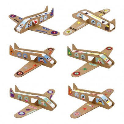 Pirouette Cacahouète Meine Flugzeuge -listing