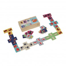 Rex Rusty and Friends Animal Dominoes-listing