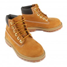 Timberland Premium Leather Boots-listing