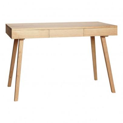 Hübsch Schreibtisch mit 3 Schubladen -listing