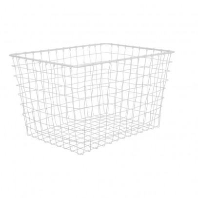 Present Time Linea Rectangular Basket-listing