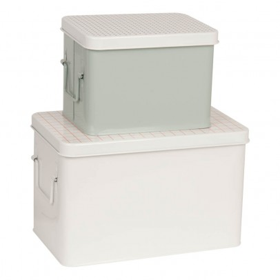 Present Time Boîtes de rangement - set de 2-product