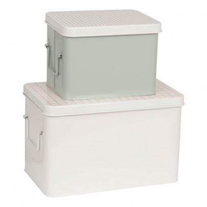 Present Time Caja de almacenamiento - set de 2-listing