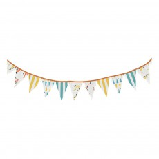 product-Nobodinoz N°6 Flags Bunting