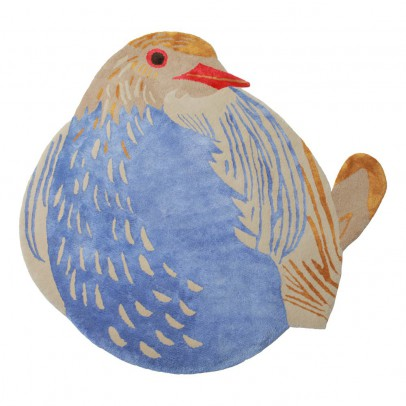 Little Cabari Petronia Bird Rug-listing