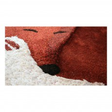 Little Cabari Tilky Fox Rug-listing