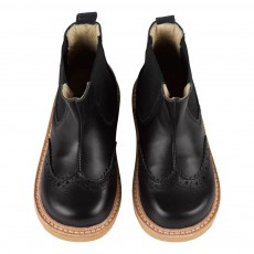 Young Soles Boots Chealsea Cuir Francis-listing