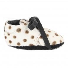 Donsje Exclusive Dalmation Safari Slippers-listing