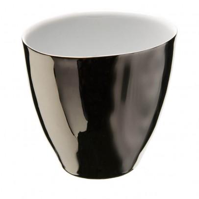 Tse & Tse Tasses Assoiffées en porcelaine platine - Vendues par 2-listing