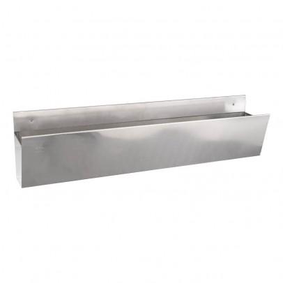 Tse & Tse Etagère vide-poche Rivière en inox- longueur 80 cm-listing