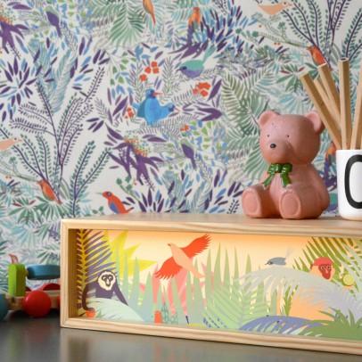 Little Cabari Veilleuse Manja en pin-listing