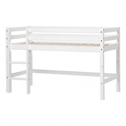 Hoppekids Cama alta bajo Basic con escalera 70x160-listing