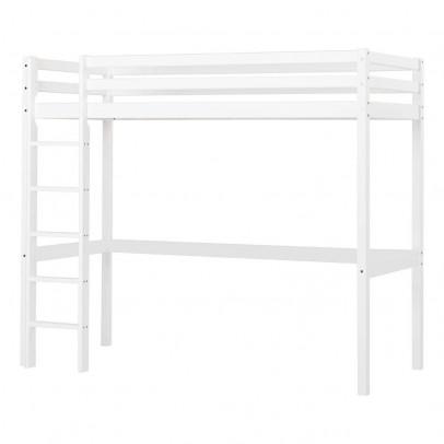 Hoppekids Cama alta alto Basic con escalera 90x200 cm-listing