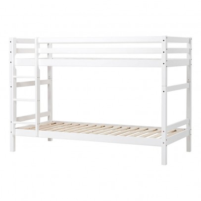 Hoppekids Basic Divisible Bunk Beds with Ladder 90x200 cm-listing