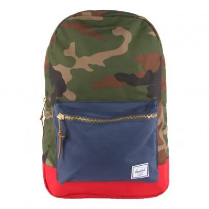 Herschel Settlement Camoflage Backpack-listing