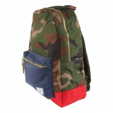 Herschel Settlement Camoflage Backpack-listing